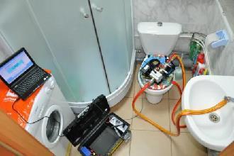 Поверка счетчика воды на дому без снятия